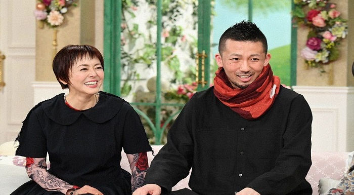 熊谷真実と夫