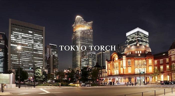 TOKYO TORCH 常盤橋タワー