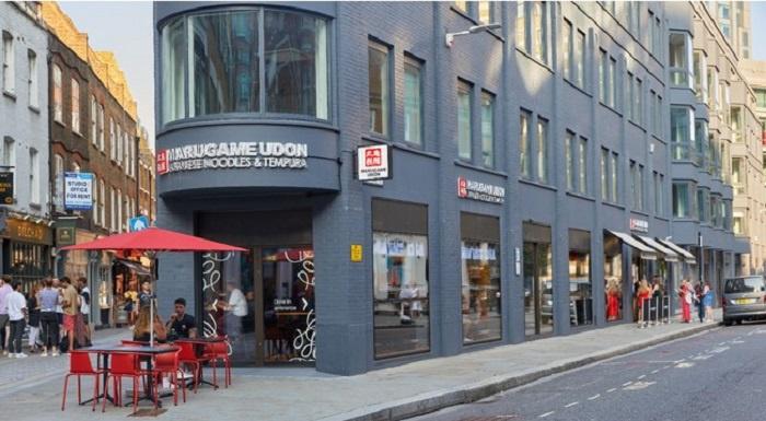「丸亀製麺」ロンドン初の店舗がグランドオープン! 初のヴィーガンメニューも提供