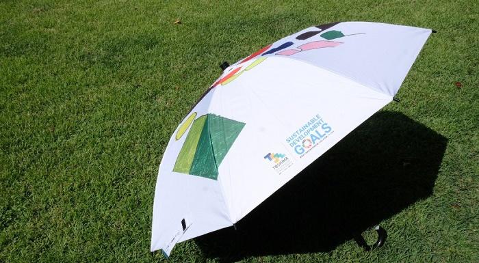 豊島区、新しいSDGsプロジェクトを企画 アート傘のシェアリングで「誰もが主役になれる」まちへ