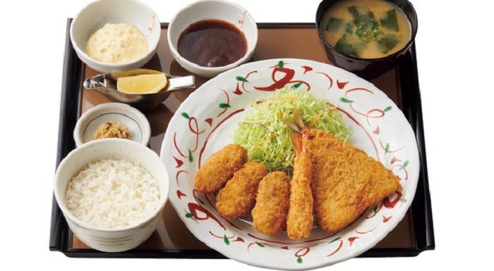 ガッツリ!やよい軒から「かきフライ」の定食が期間限定発売決定!